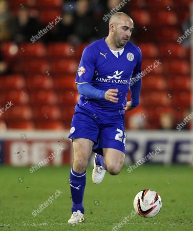 Gary Taylor-Fletcher of Leicester City