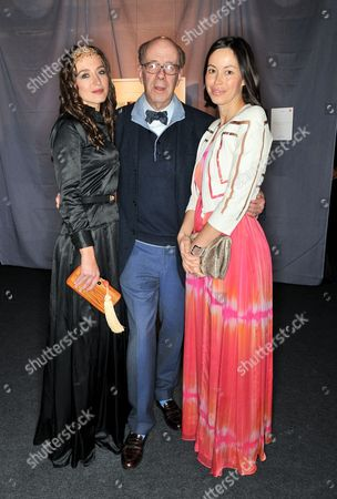 Editorial picture of The Contemporary Art Society's annual fundraising gala, London, Britain - 11 Mar 2014