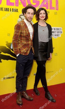 Dylan Edwards and Natasha O'Keefe