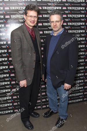 Mark Hollmann (Music/Lyrics) and Greg Kotis (Author/Lyrics)
