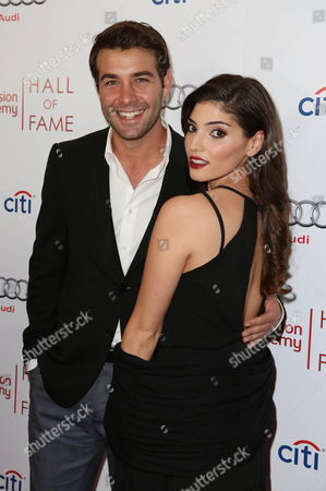 James Wolk and Amanda Setton