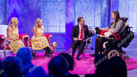 The Barking Blondes - Anna Webb and Jo Good with Alan Titchmarsh