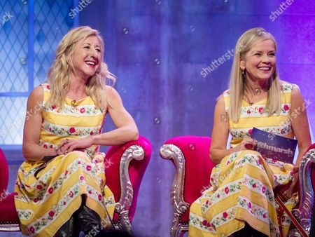 The Barking Blondes - Anna Webb and Jo Good