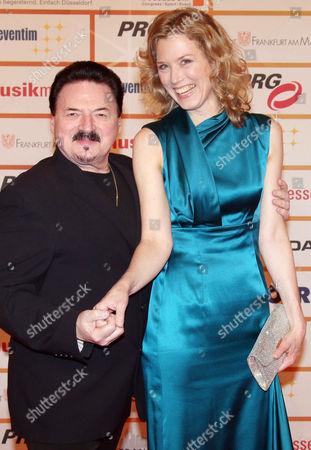 Bobby Kimball and Franziska Reichenbacher