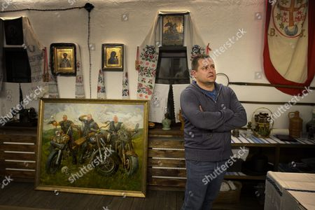Stock Image of Boris Filatov