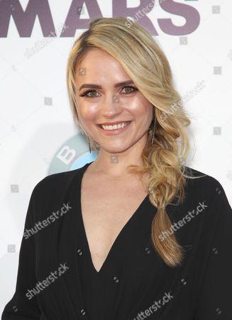 Stock Picture of Amanda Noret