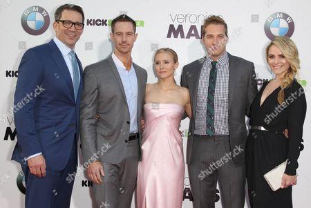 Editorial photo of 'Veronica Mars' film premiere, Los Angeles, America - 12 Mar 2014