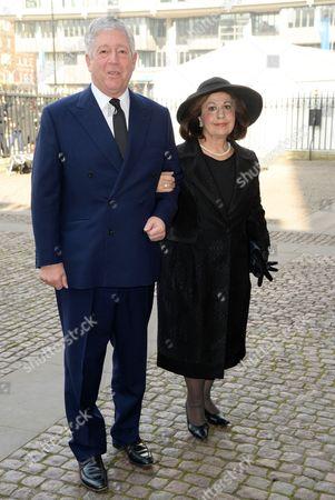 Crown Prince Alexander and Crown Princess Katherine
