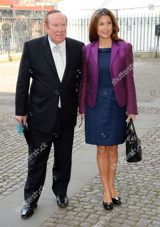 Stock Picture of Andrew Neil and Susan Nilsson