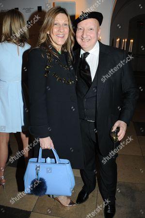 Jane Bruton and Stephen Jones