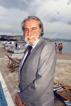 Fernando Rey. Cannes 1983