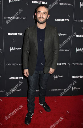 Editorial picture of 'Nymphomaniac: Volume I' film premiere, New York, America - 13 Mar 2014