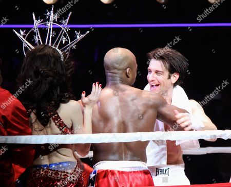 Terence Archie, Andy Karl