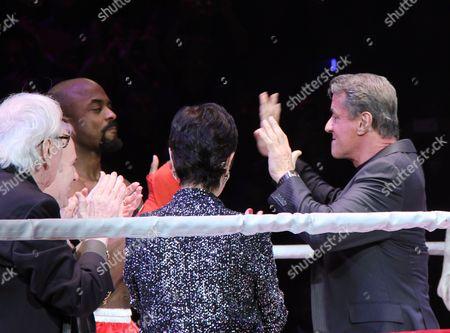 Terence Archie, Sylvester Stallone, Margo Seibert