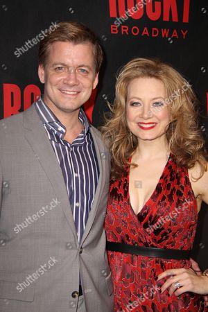 Jennifer Mudge and guest
