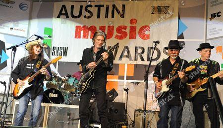 Editorial image of Austin Music Awards, Austin, Texas, America - 12 Mar 2014