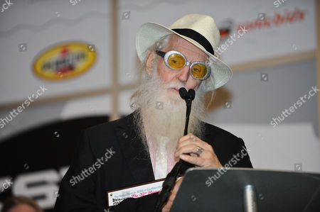 Stock Picture of Slim Richey receives Best Electric Guitarist award