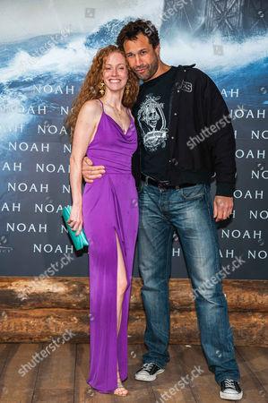 Editorial picture of 'Noah' film premiere, Berlin, Germany - 13 Mar 2014