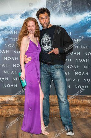 Editorial photo of 'Noah' film premiere, Berlin, Germany - 13 Mar 2014