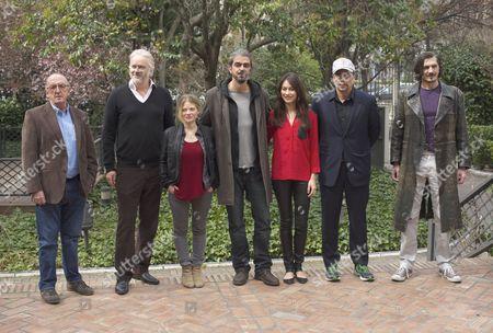 Guest, Tim Robbins, Melanie Thierry, Fernando Leon de Aranoa, Olga Kurylenko, Benicio Del Toro and Fedja Stukan