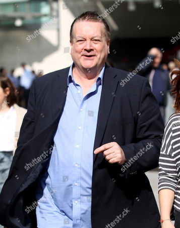 Editorial photo of Stars leaving BBC Broadcasting house, London, Britain - 14 Mar 2014