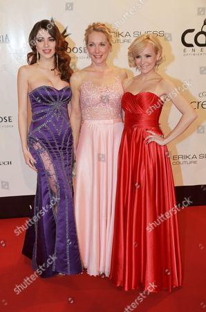 Editorial image of Vienna Film Ball, Austria - 14 Mar 2014