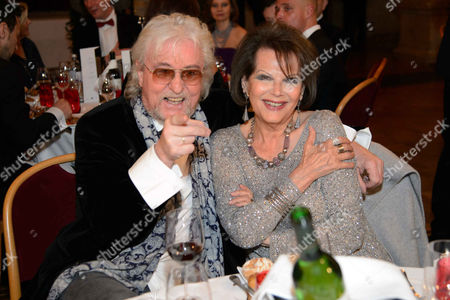 Reinhold Bilgeri and Claudia Cardinale