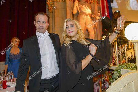 Editorial photo of The Vienna Film Ball, Vienna, Austria - 14 Mar 2014