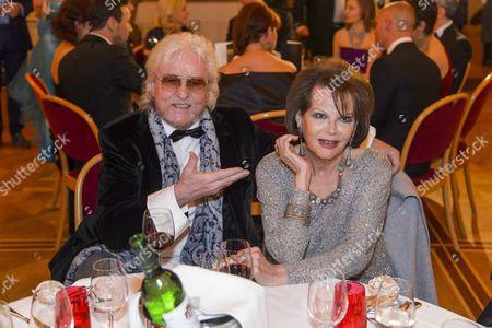 Editorial image of The Vienna Film Ball, Vienna, Austria - 14 Mar 2014