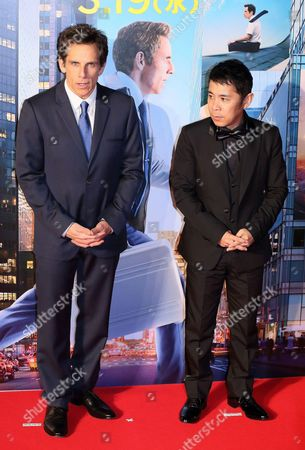 Editorial image of 'The Secret Life of Walter Mitty' film premiere, Tokyo, Japan - 17 Mar 2014