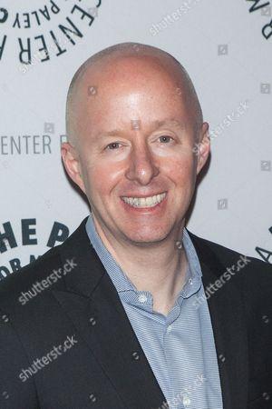 Chris McCumber (USA Network Executive)