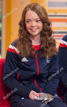 Stock Picture of Jade Etherington