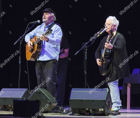 Tom Paxton and Janis Ian