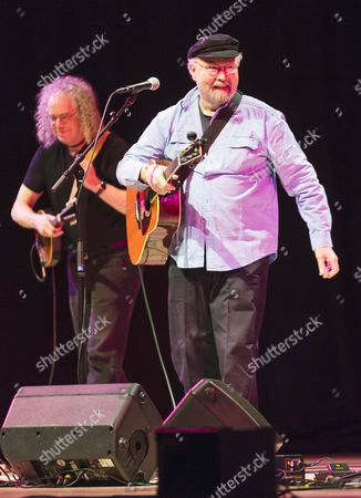 Stock Image of Tom Paxton