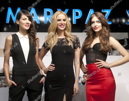 Sheila Marquez ; Teresa Baca ; Clara Alonso