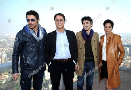 Giuseppe Zeno ; Claudio Fava; Alessandro Angelini; Simona Cavallari
