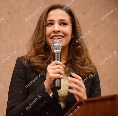 Stock Photo of Erika Harold