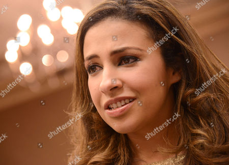 Stock Picture of Erika Harold