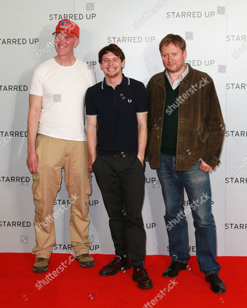 Jonathan Asser, Jack O'Connell and David McKenzie