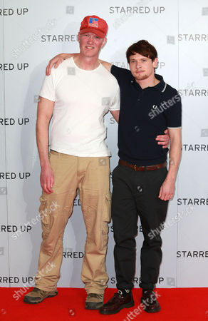 Jonathan Asser and Jack O'Connell