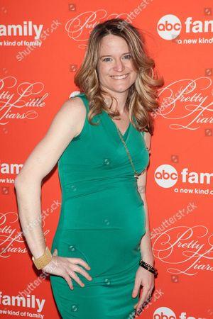 Editorial photo of 'Pretty Little Liars' Season Finale Event, New York, America - 18 Mar 2014