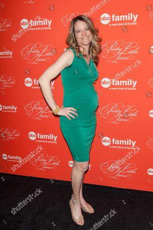 Editorial image of 'Pretty Little Liars' Season Finale Event, New York, America - 18 Mar 2014