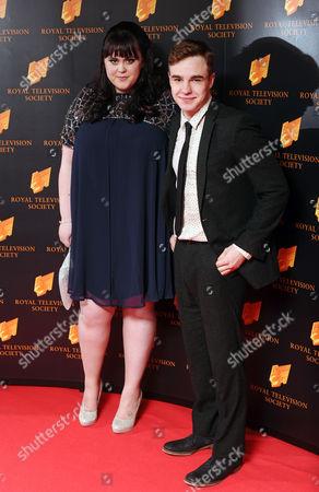 Sharon Rooney and Nico Mirallegro