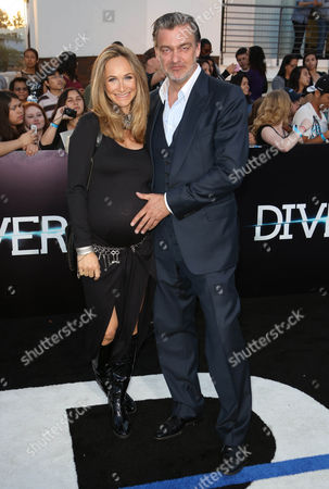Editorial photo of 'Divergent' film premiere, Los Angeles, America - 18 Mar 2014