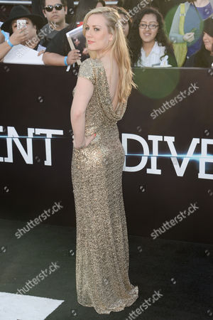 Editorial photo of 'Divergent' film premiere, Los Angeles, America - 18 Mar 2014