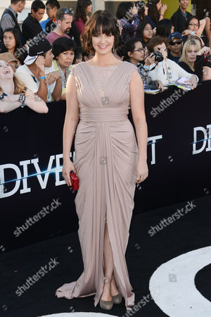 Editorial image of 'Divergent' film premiere, Los Angeles, America - 18 Mar 2014
