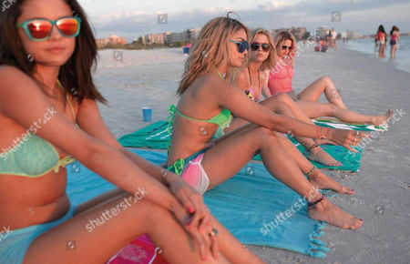 Editorial picture of Spring Breakers - Apr 2013