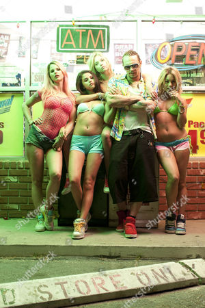 Editorial photo of Spring Breakers - Apr 2013