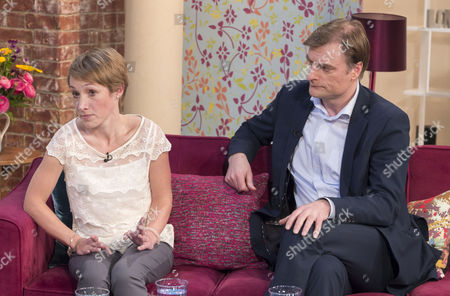 Editorial image of 'This Morning' TV Programme, London, Britain - 19 Mar 2014