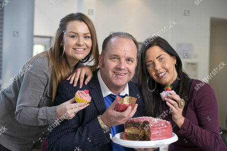 Editorial image of Nev Wilshire CEO of Save Britain Money at Their Swansea Call Centre, Wales, Britain - 13 Feb 2014